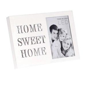 Svítící fotorámeček Home Sweet Home