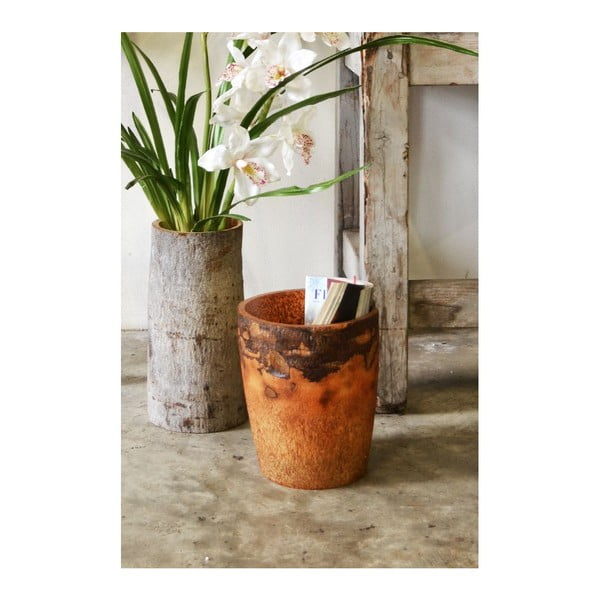 Palmový koš Brown