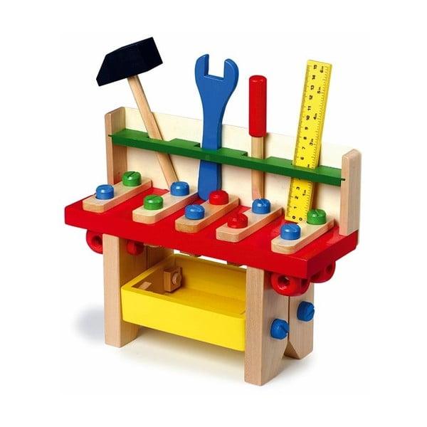 Dřevěná hrací sada Legler Professional