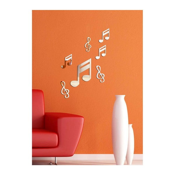 Dekorativní zrcadlo Love Music