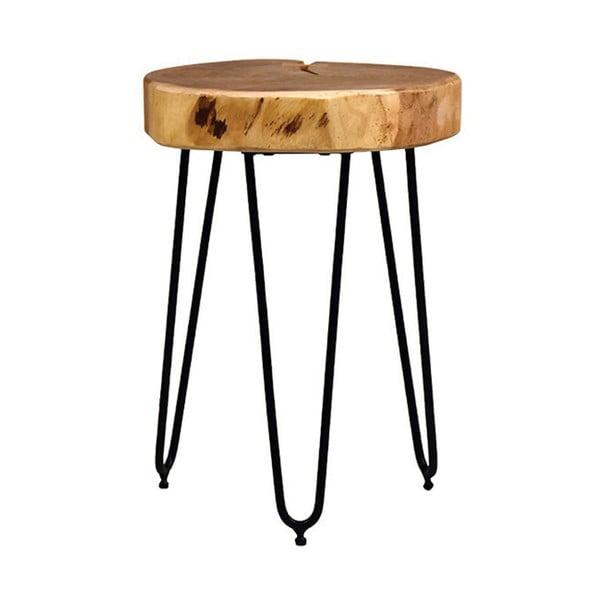 Scaun, lemn de salcâm LABEL51 Bo