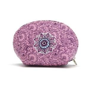 Peněženka na mince Makenotes Purple&Pale