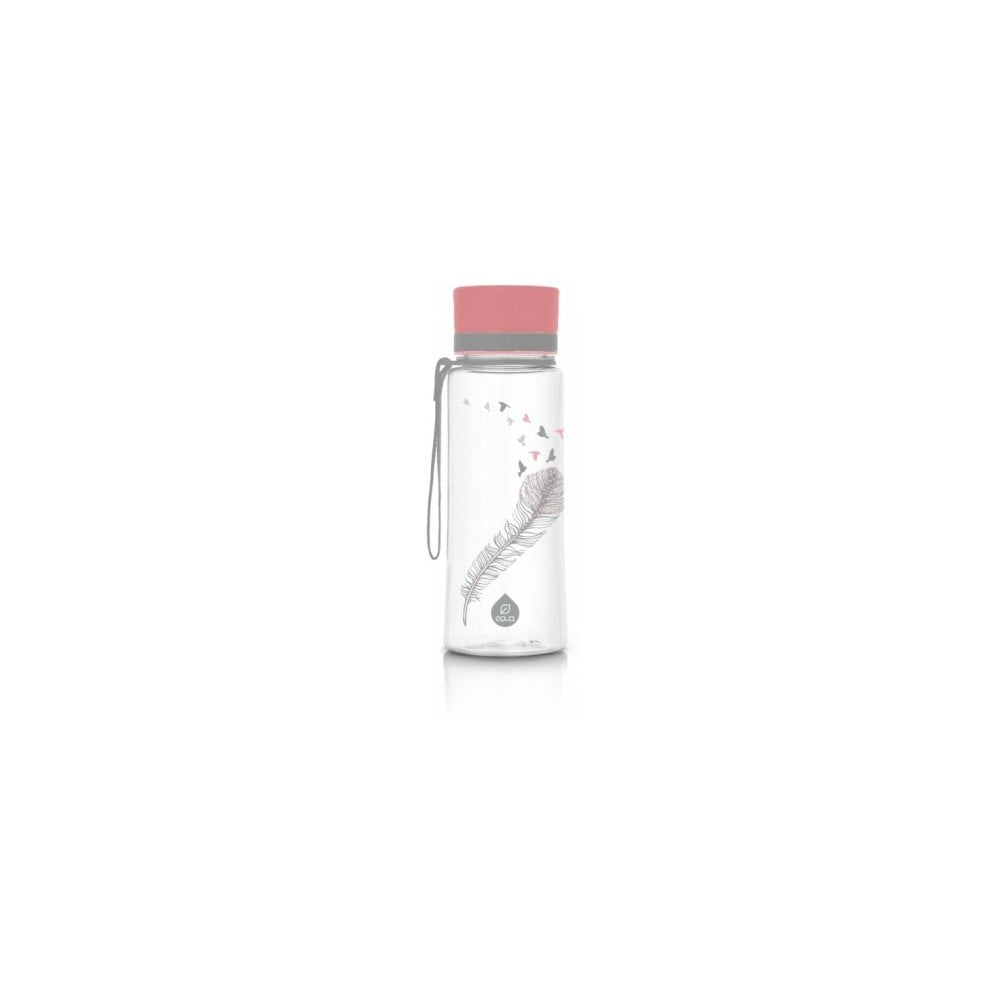Plastová lahev Equa Birds, 0,6 l