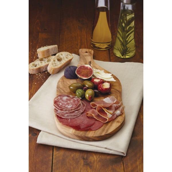 Prkénko z olivového dřeva Kitchen Craft Italia