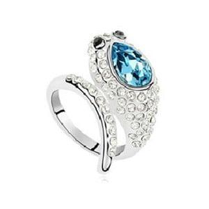 Prsten s krystaly Swarovski Salazar Wise, velikost 52