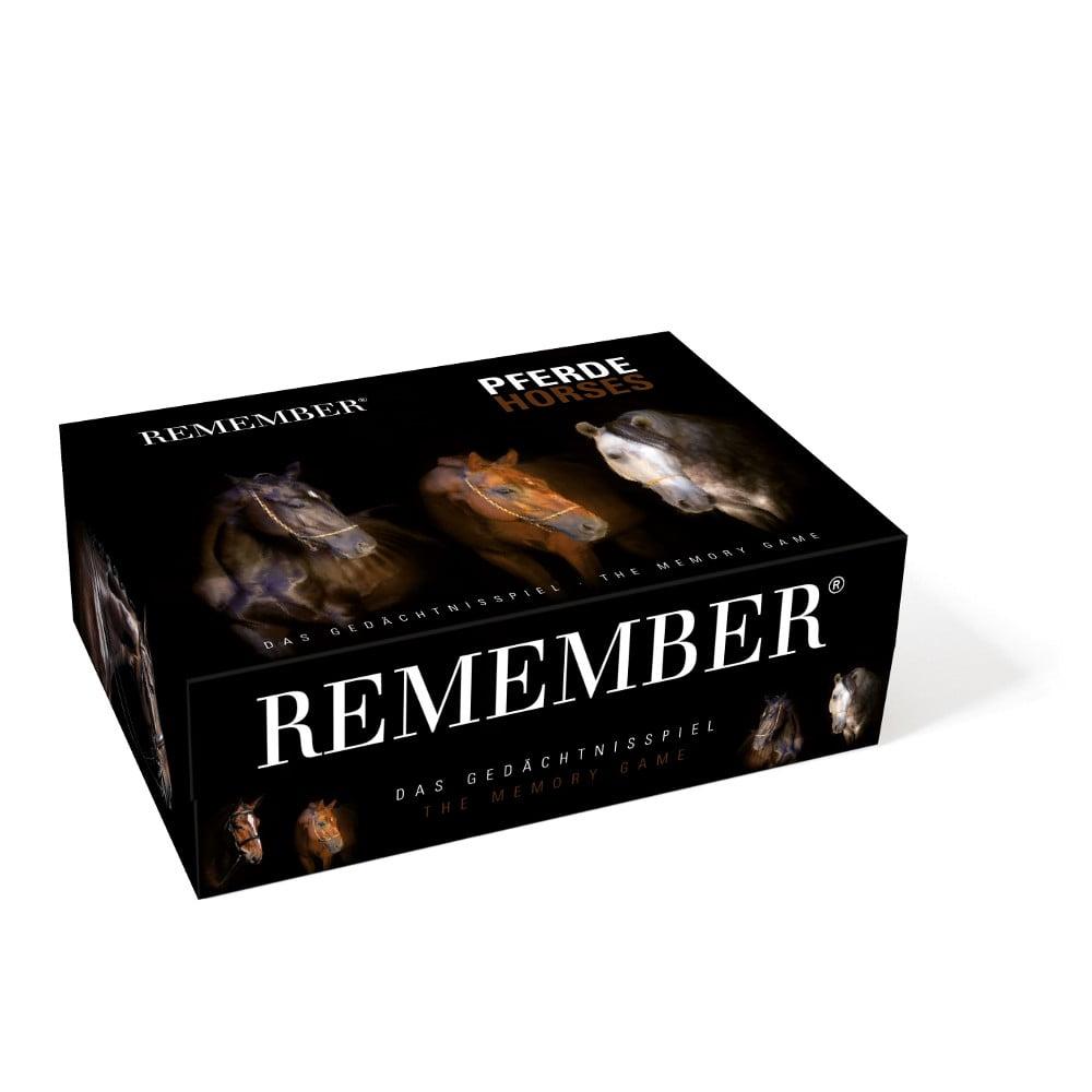 Stolní hra Remember Horses