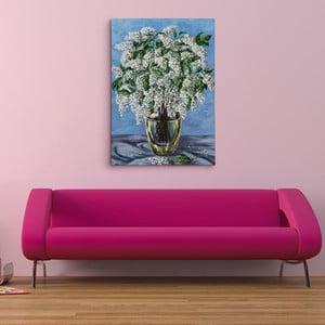 Obraz na plátně Šeříky, 50x70 cm
