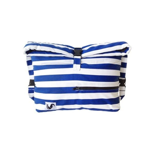 Voděodolná kapsa na věci Pocket Blue Stripes