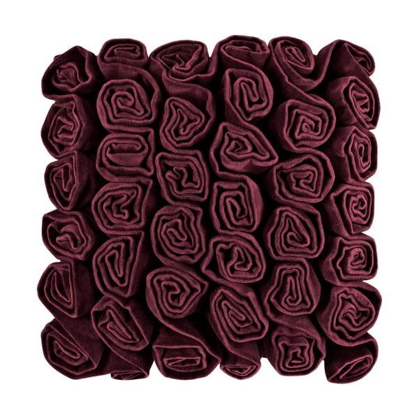 Vínový polštář Ragged Rose Rufus