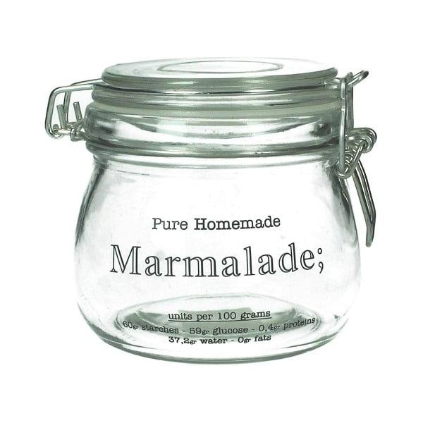 Skleněná dóza na marmeládu Marmalade