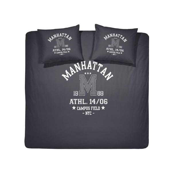 Povlečení Manhattan Blue, 200x200 cm