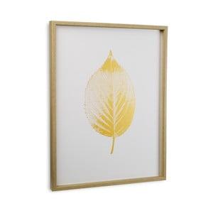 Tablou cu ramă Versa Leaf no. 1, 45x60cm