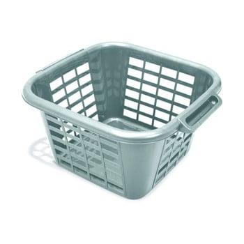 Coș de rufe Addis Square Laundry Basket, 24 l, gri imagine