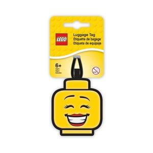 Jmenovka na zavazadlo LEGO® Iconic Girl