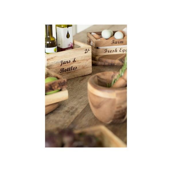 Krájecí prkénko na sýry ze dřeva kaučukovníku T&G Woodware Scimitar