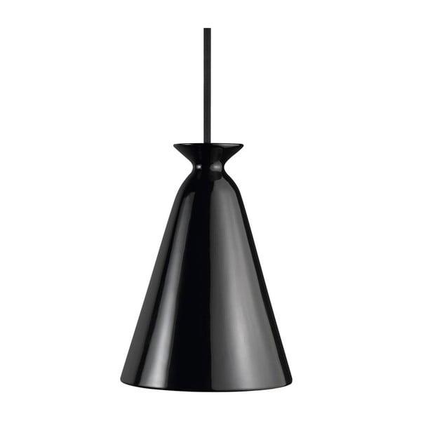 Závěsné svítídllo Curve, černá