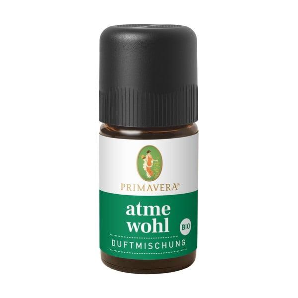 Zmes éterických olejov Primavera Cold Comfort, 5 ml