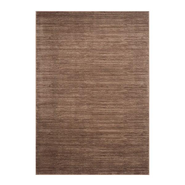 Ciemnobrązowy dywan Safavieh Valentine, 91x152 cm