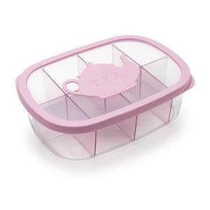 Cutie pentru pliculețe ceai Snips Tea Bag Pink