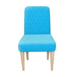 Židle Parrot, modrá