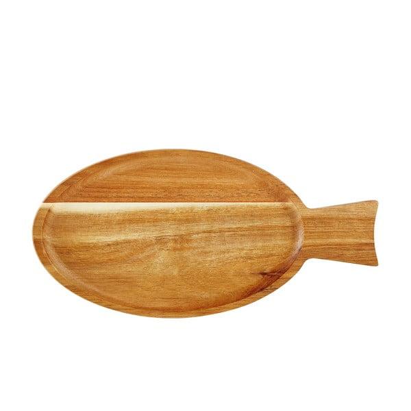 Servírovací prkénko z akáciového dřeva Villa Collection, 33x16cm