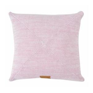 Růžový povlak na povlak na polštář Hawke&Thorn Parker