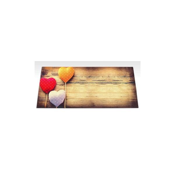 Covor Floorita Sweethearts, 60x140cm