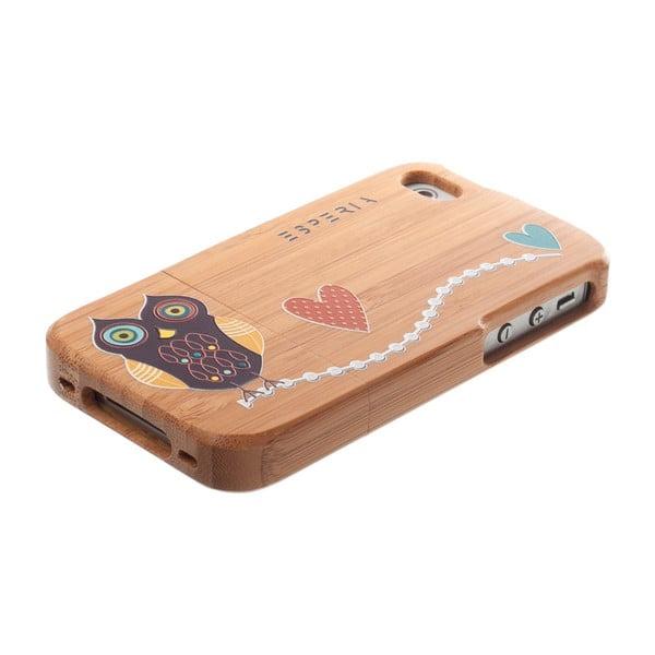 ESPERIA Little Owl Bamboo pro iPhone 5/5S
