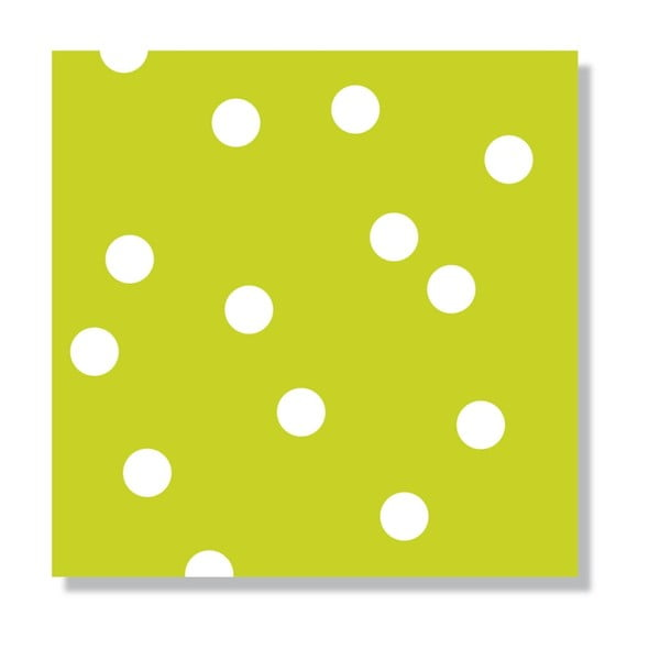 Papírové ubrousky Dots, 20 ks