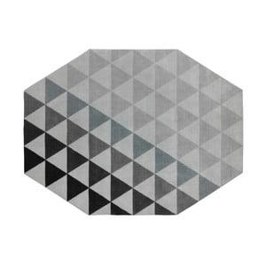 Koberec Onyx Gris, 160x210 cm