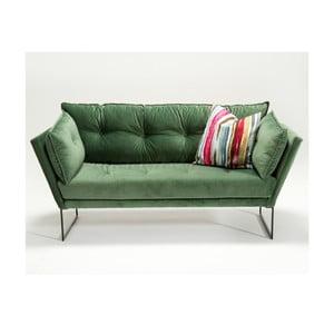 Canapea cu 3 locuri Relax, verde
