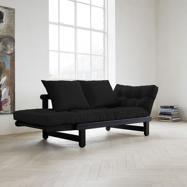 Sofa Beat, černá/černá