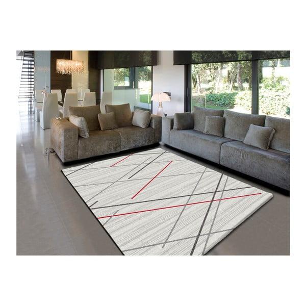 Šedý koberec Universal Espuma, 60x120cm
