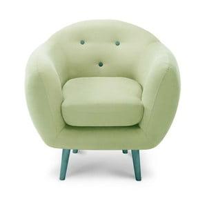 Křeslo Constellation Pistachio Green/Turquoise/Turquoise