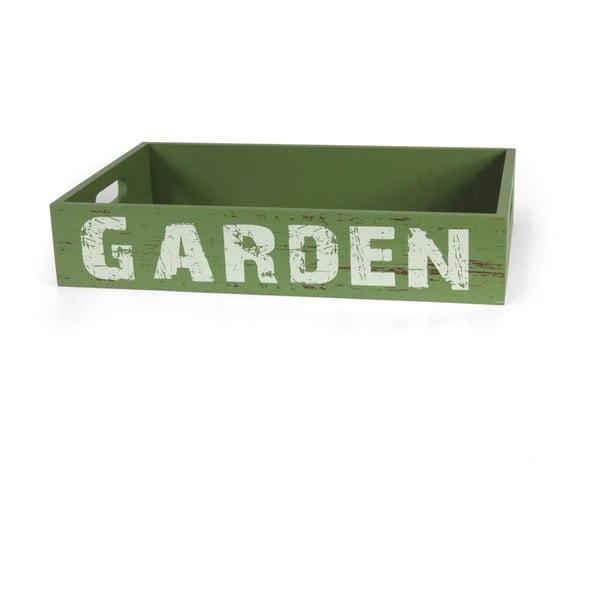 Dřevěná bedna Garden