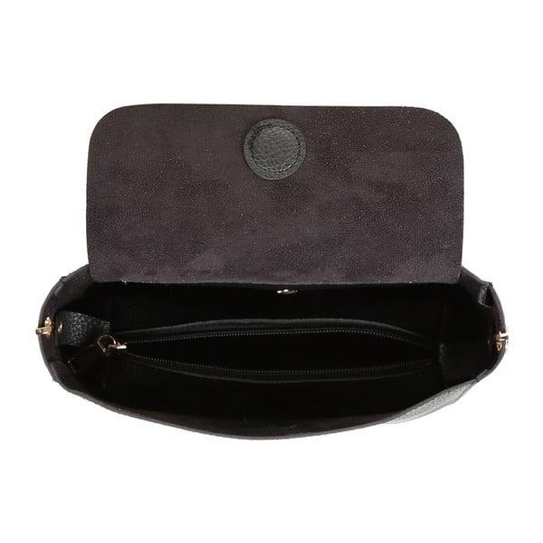 Geantă din piele ecologică Beverly Hills Polo Club Georgina, negru