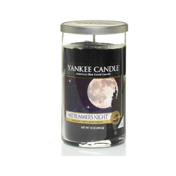 Vonná svíčka Yankee Candle, Letní noc, střední