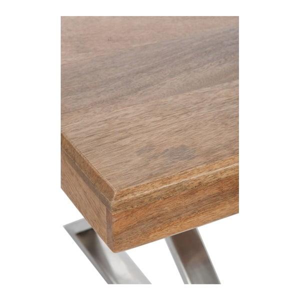 Jídelní stůl Cross Natural,180x90x78 cm