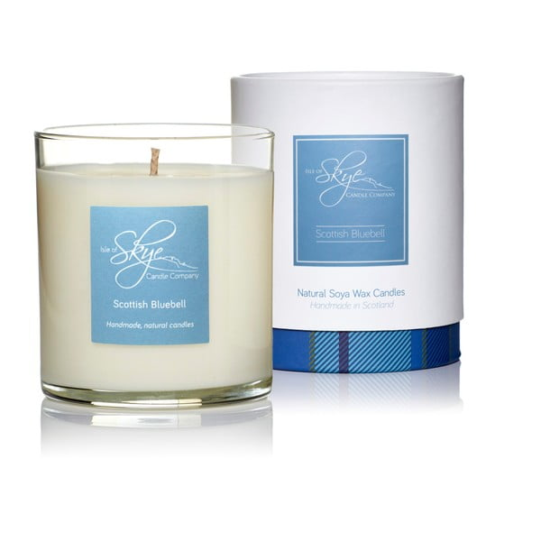 Tumbler rózsa, jázmin és harangvirág illatú gyertya, 45 óra égési idő - Skye Candles