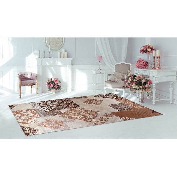 Odolný koberec Vitaus Lee, 50x80cm