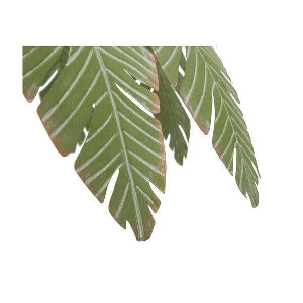Lustră din fier Mauro Ferretti Leaf, verde