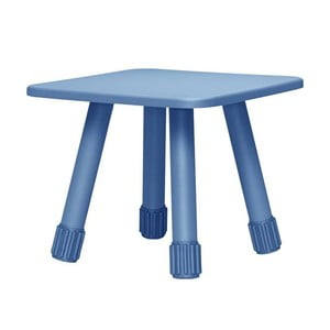 Modrý multifunkční stolek Fatboy Tablitski