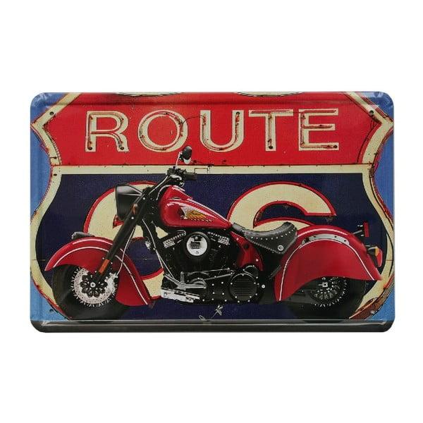 Cedule Route 66, 20x30 cm