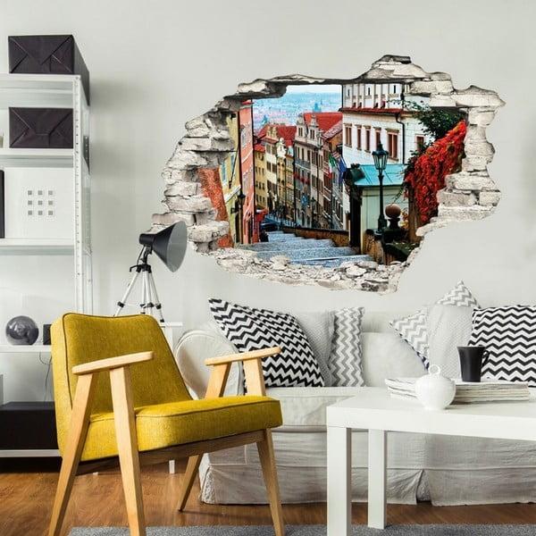 3D samolepka na zeď Ambiance Praha Staré Město, 90x60cm