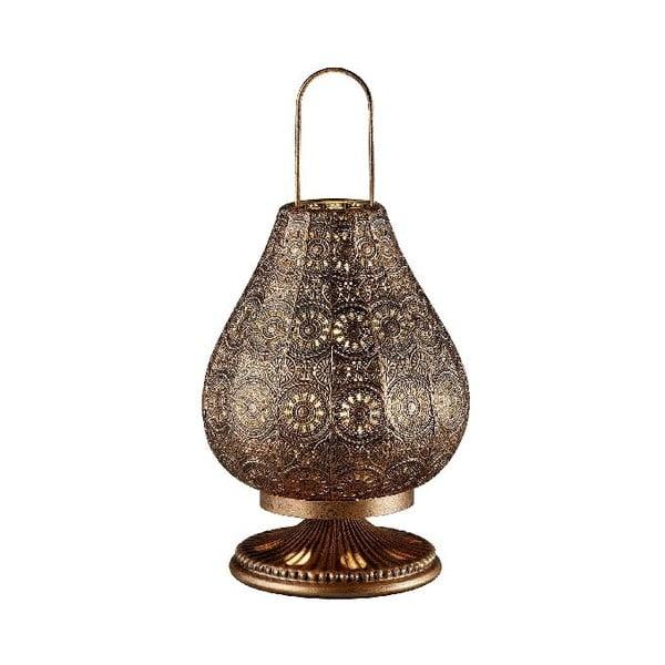 Stolní lampa Jasmin Copper