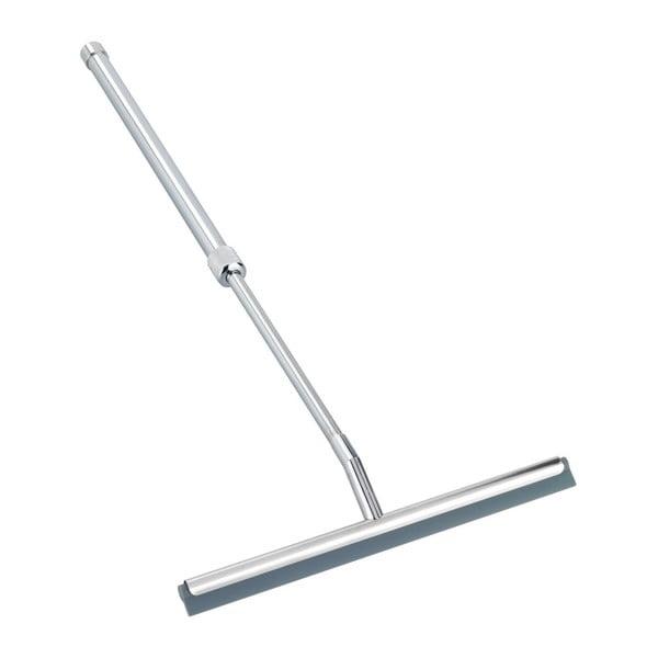 Stěrka s teleskopickou rukojetí do sprchy Wenko