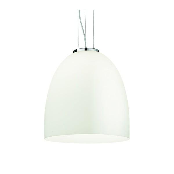 Bílé závěsné svítidlo Evergreen Lights Giselle