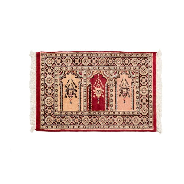Ručně vázaný koberec Kashmir 109, 90x63 cm