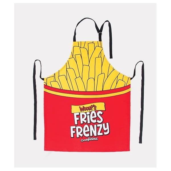 Kuchyňská zástěra Fries