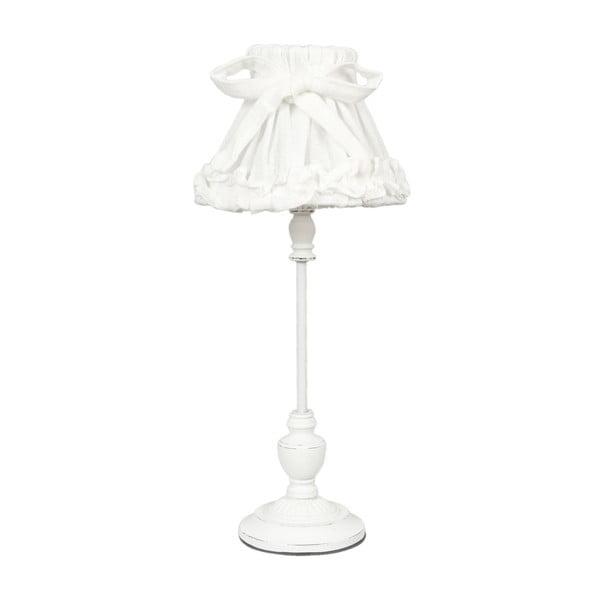 Stolní lampa Retro White